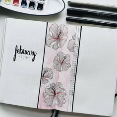 26 Bullet Journal Monthly Covers You'll Want To Copy - Gorgeous Crafts