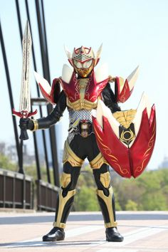 Kamen Rider Malus is the Golden Rider in Gaim's summer movie! | Henshin Justice Unlimited