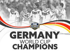 2014 World Cup Champions GERMANY