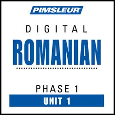 Romanian Phase 1, Unit 01: Learn to Speak and Understand...: Romanian Phase 1, Unit 01: Learn to Speak and Understand Romanian… #Languages