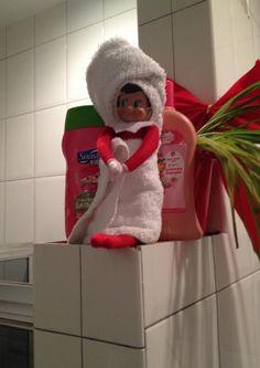 200 elf, shelf idea, time elf, elves, easi elf, bath time