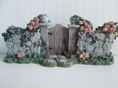"Ivy Innocence Coll ""Garden Gate"" 05183 artist Susan Reader Numbered Mint | eBay"