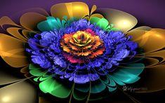Embossed Bloom by wolfepaw.deviantart.com