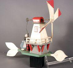 Windmill Whirligig