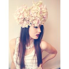 We had this today. Boho Grunge, Hippy, Stylists, Photoshoot, Crown, Amazing, Instagram Posts, Flowers, Design