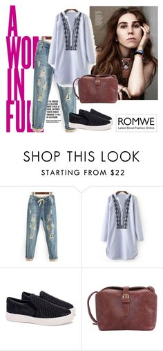 """ROMWE 8"" by aida-1999 ❤ liked on Polyvore featuring KAROLINA"