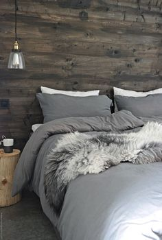 Nordic interior design for a perfect cozy bedroom Home, Bedroom Inspirations, Home Bedroom, Bedroom Inspo, Bedroom Design, Bed, Bedroom Decor, House Interior, Home Deco