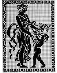 Картинки по запросу crochet filet