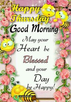 Cute Happy Thursday Good Morning Image good morning thursday thursday quotes good morning quotes happy thursday thursday quote good morning thursday happy thursday quote