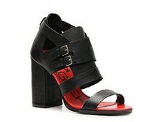 Kelsi Dagger Gina Sandal in black or camel $99.95