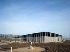 Image 7 of 30 from gallery of Stonehenge Visitor Centre / Denton Corker Marshall. Photograph by Peter Cook