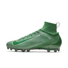 db74020caf1653 Nike Vapor Untouchable 3 Pro Football Cleat Size 7.5 (Pine Green)