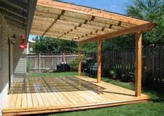 patio covers on a budget - Bing Images