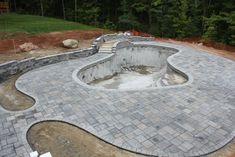 Southern NH Pool Build