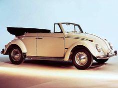 VW Cabrio hier kommt Du Du der flotte Käfer als Cabrio!