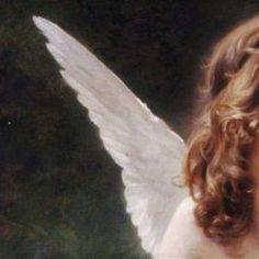 Angel Aesthetic, Witch Aesthetic, Aesthetic Art, Aesthetic Pictures, Renaissance Kunst, Renaissance Paintings, William Adolphe Bouguereau, Wallpaper Angel, Art Couple