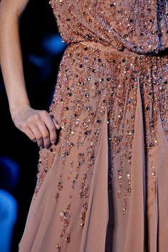 girlannachronism:    Elie Saab fall 2011 couture details