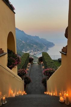 Image uploaded by Kara! Find images and videos on We Heart It - the app to get lost in what you love. Ravello Italy, Sorrento Italy, Naples Italy, Venice Italy, Beautiful Places To Travel, Beautiful World, Romantic Travel, Beautiful Hotels, Amazing Places
