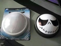 Cheap Dollar store lights into 'Spooky' fun