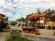 Falafel - Fairbanks, AK