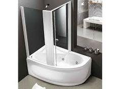 Duschvorhangstange halbrund dr700hd bad pinterest duschabtrennung badewannen und edelstahl - Tende doccia rigide ...