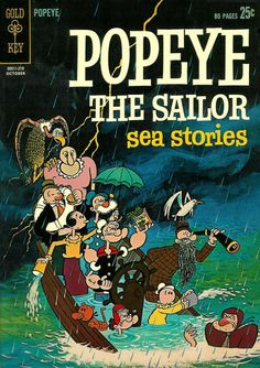 Cover for Popeye (1962 series) #66