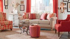 Lots of color to spice up your home!