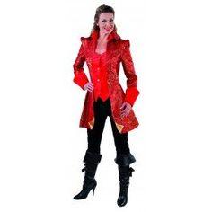 Mantel brokaat luxe (Diverse kleuren)