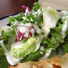 'Out of Salad Dressing' Salad Dressing