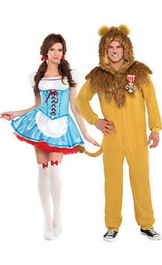 Couples Halloween Costumes & Ideas - Halloween Costumes for Couples - Party City