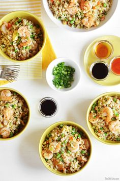 easy and healthy brown rice dishes