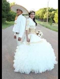 vestido de quinceañera estilo charro | Mis XV Años ...
