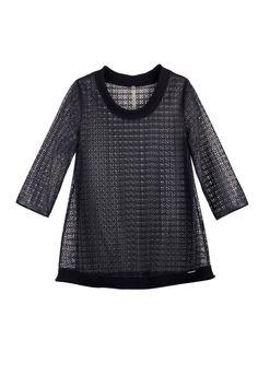 Top dentelle noir MATTEL Cop Copine - boutique en ligne officielle