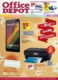 Catalogue Office Depot NOËL EN FÊTES ! du lundi 24 novembre 2014 au samedi 3 janvier 2015 ( 24/11/2014 - 03/01/2015 )
