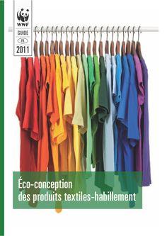 Éco-conception des produits textiles-habillement