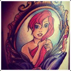 30 Fantastic Mermaid Tattoo Designs | http://www.barneyfrank.net/30-fantastic-mermaid-tattoo-designs/