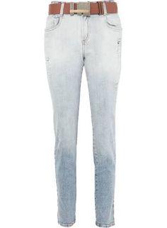 Calça Jeans Lança Perfume Second Skinny Low Azul