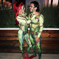 Check our website for more Halloween costumes, matching costumes, Halloween outfit ideas and inspo. Pic by Matching Halloween Costumes, Bodysuit Costume, Cute Costumes, Halloween Outfits, Adult Costumes, Costume Halloween, Best Couples Costumes, Costumes For Women