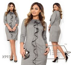 Dresses For Work, Prom, Sweaters, Fashion, Senior Prom, Moda, Fashion Styles, Pullover, Sweater