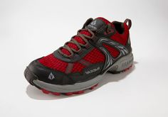 Now lighter than their predecessor, the Vasque Velocity 2.0 sneakers provide traction, protection, and a female-specific fit to help you tackle the toughest trails. $120, vasque.com for stores