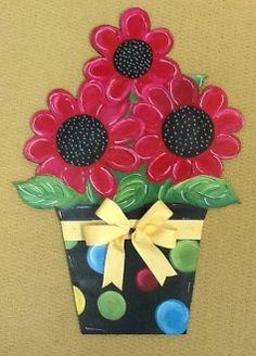 3 Flower Pot 3