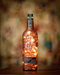 Kilo Kai Lamp - My Favorite Rum....YUM