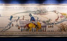 Fishguard's Female Fighters – Celtic Life International Female Fighter, Celtic, Vintage World Maps, Tapestry, Life, Art, Tapestries, Craft Art, Kunst