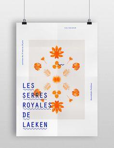 Les Serres Royales de Laeken on Behance