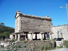 Barn in Galicia