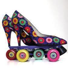 Every rollergirl rollerskate dream?