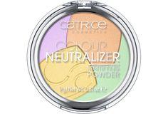 CATRICE Colour Neutralizer Mattifying Powder 010 Natural Balance