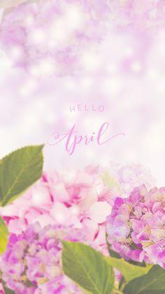 ❃ #april #months #helloapril #quote #wallpaper #fondos #edit :evaxo♔