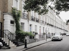 C H E L S E A •  #letmelivehere #london #chelsea #houses