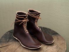 йорк ботинки шнуровка оленья кожа